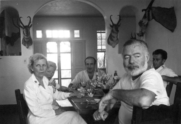 Hemingway en Finca Vigia