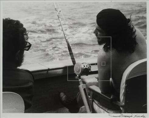 Korda - Fidel y el Che