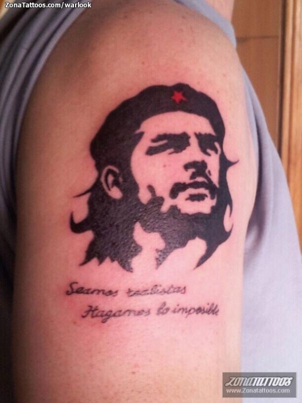 Tatuajes Che 1