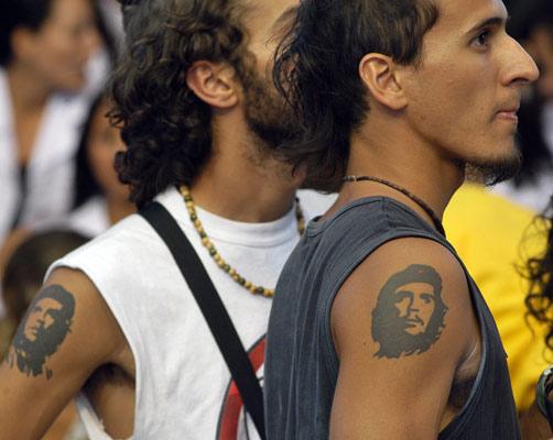 Tatuajes Che 2