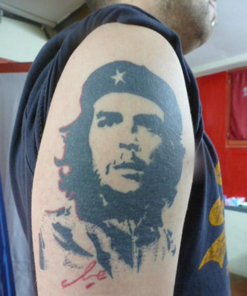 Tatuajes Che 4