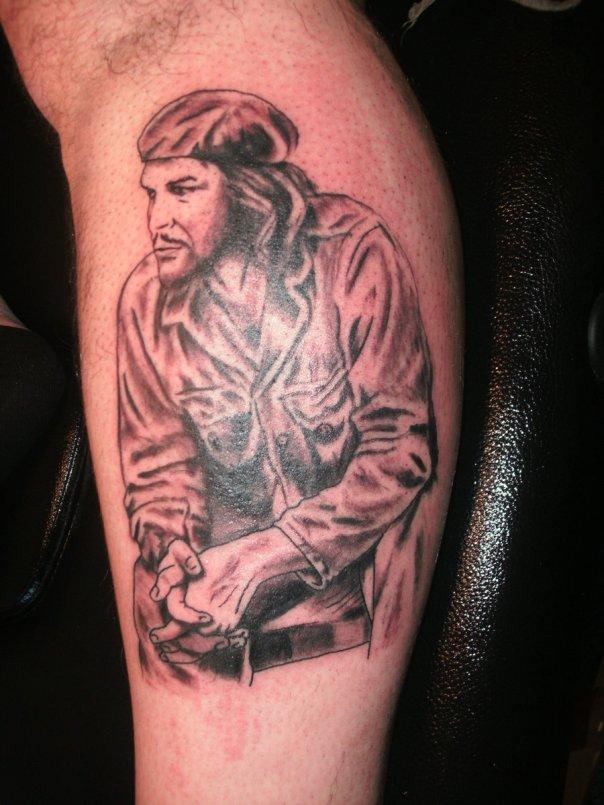 Tatuajes Che 5