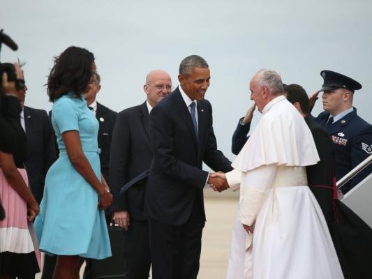 Papa Francisco en EEUU 2