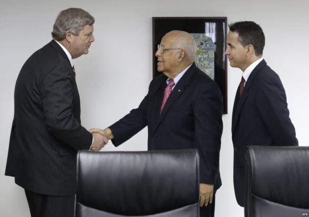 Thomas Vilsack, Secretario de Agricultura de Estados Unidos visita Cuba